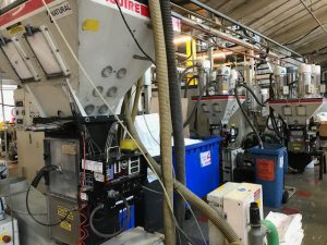 Blenders Extrusion