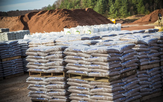 Aggregate and Rubble Plastic Bags